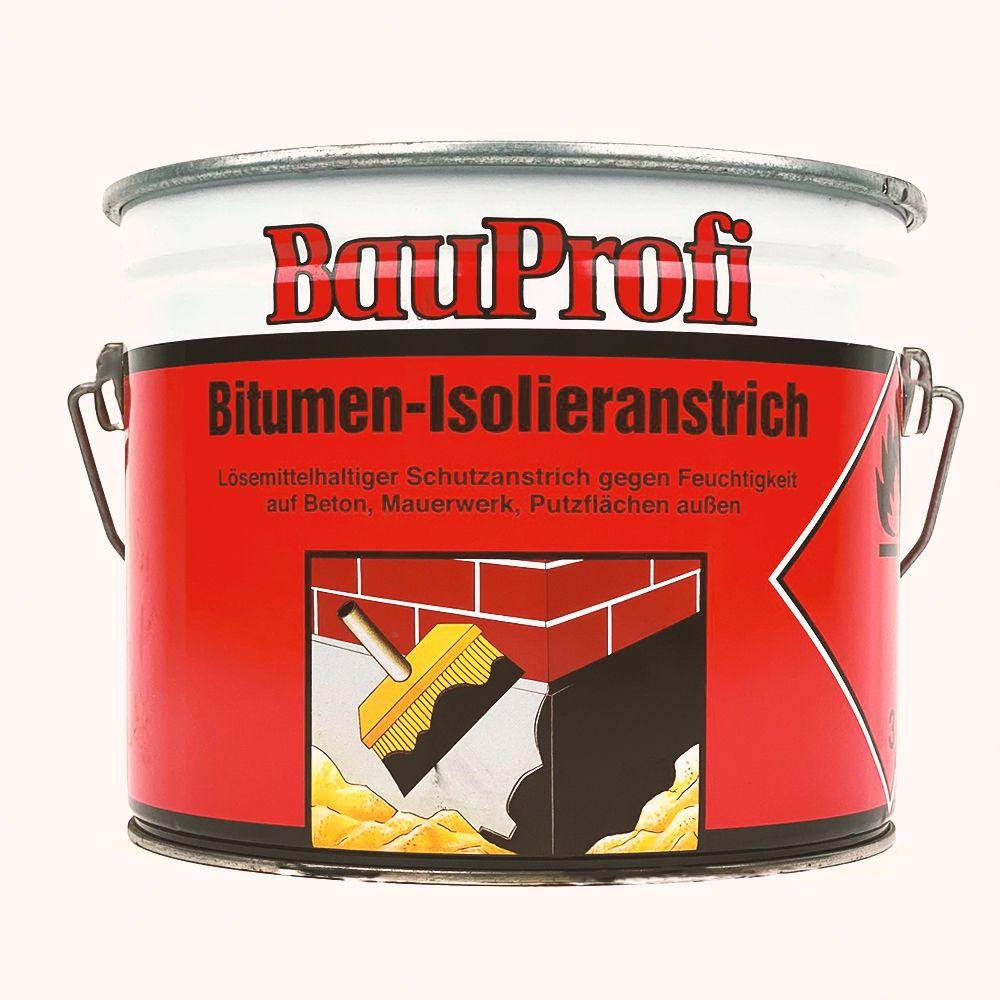 BauProfi Bitumen-Isolieranstrich 5l