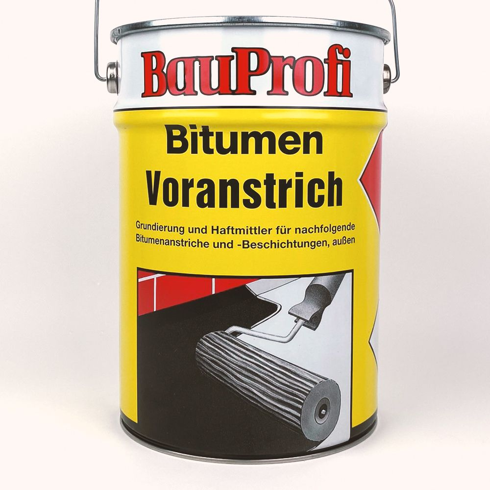 BauProfi Bitumen-Voranstrich 10l
