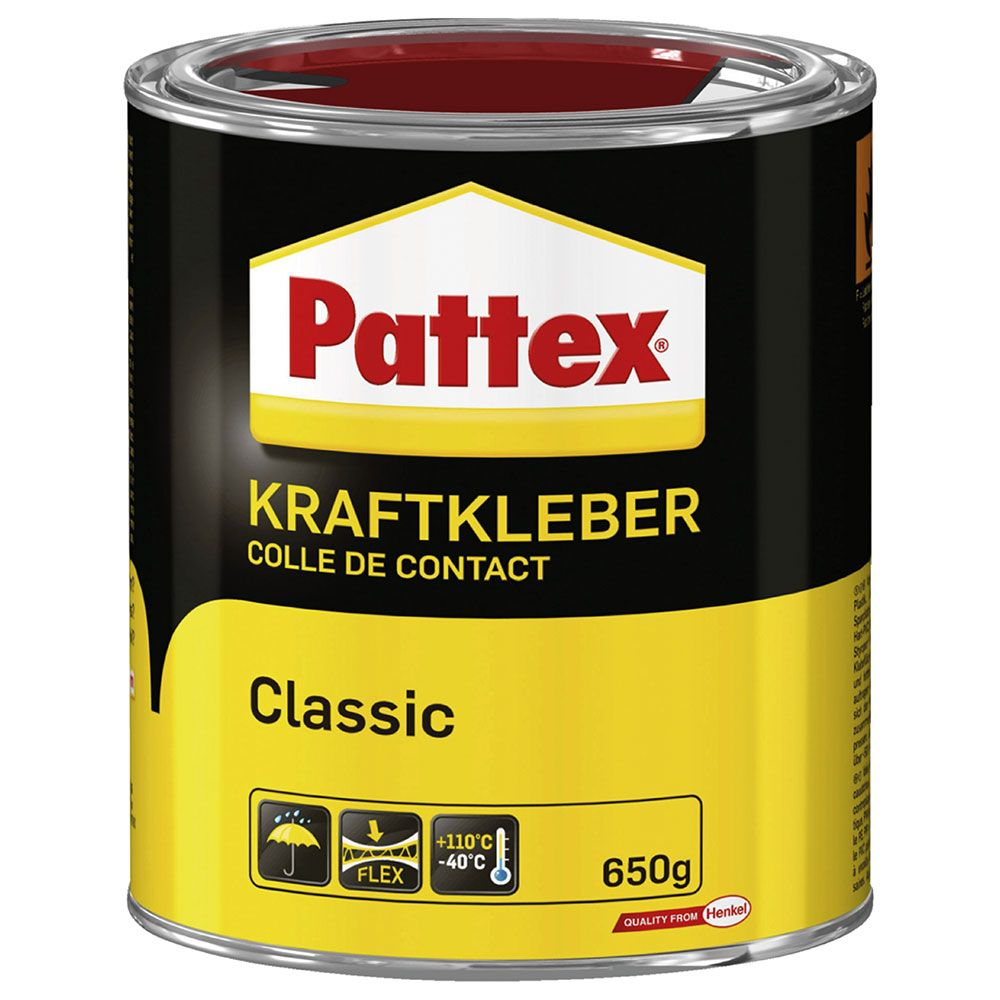 Pattex Kraftkleber hochwärmefest 650g