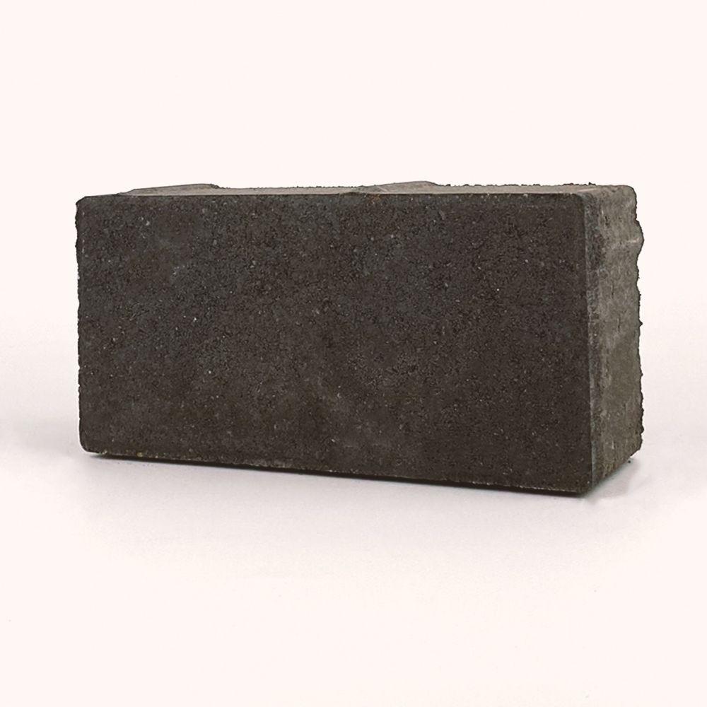 Pflasterstein schwarz 21x10,5x8cm