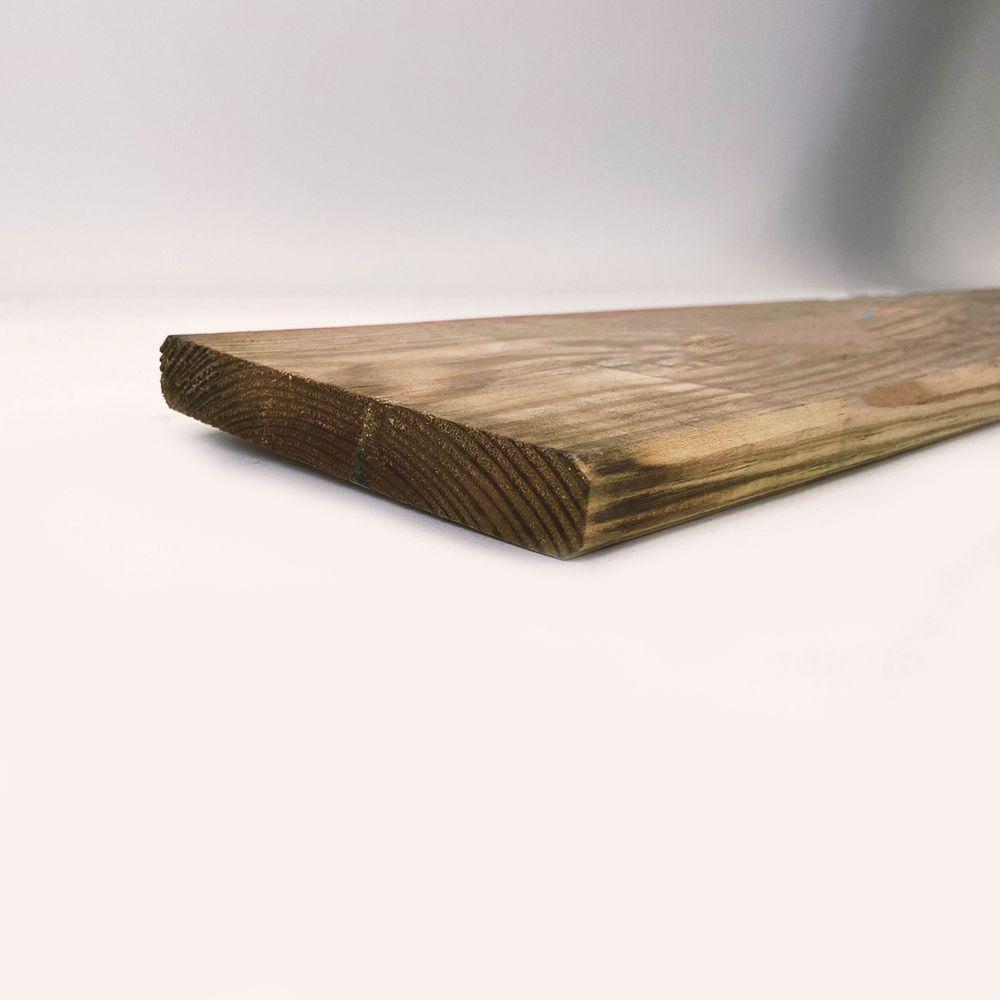 Konstruktionsholz gehob. grün 2x14,5x300