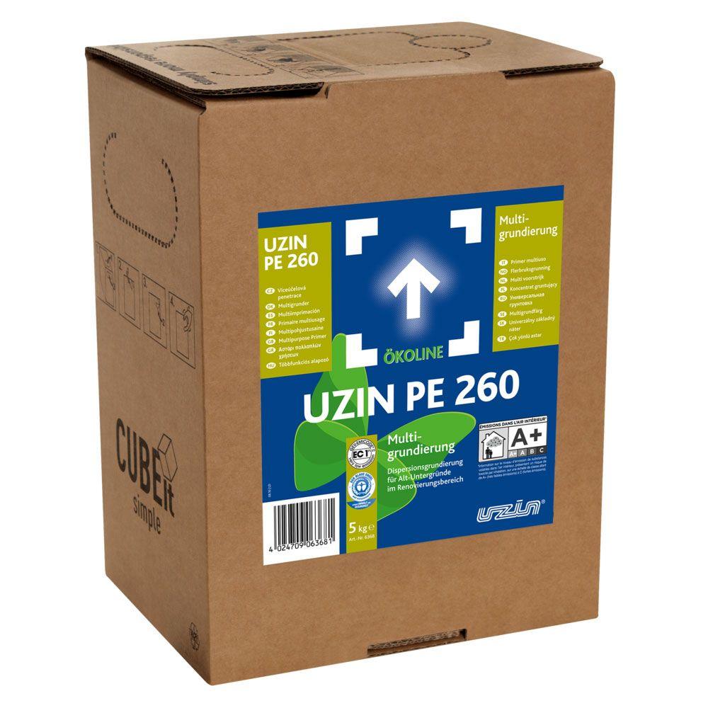 UZIN PE 260 Multigrundierung cube 5kg