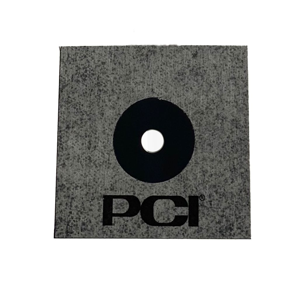 PCI Pecitape Rohrdurchführung grau 10x10cm