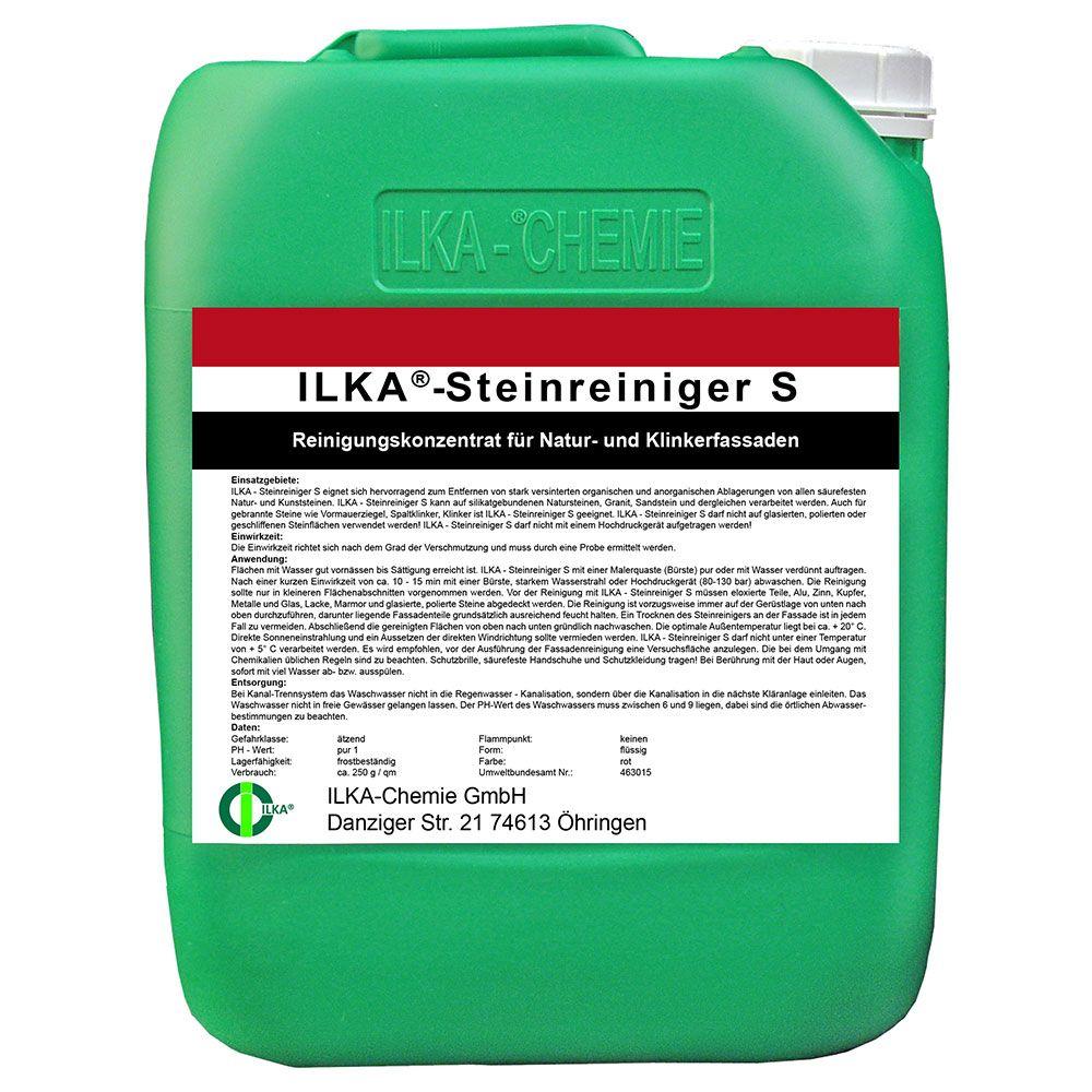 ILKA Steinreiniger S 10l
