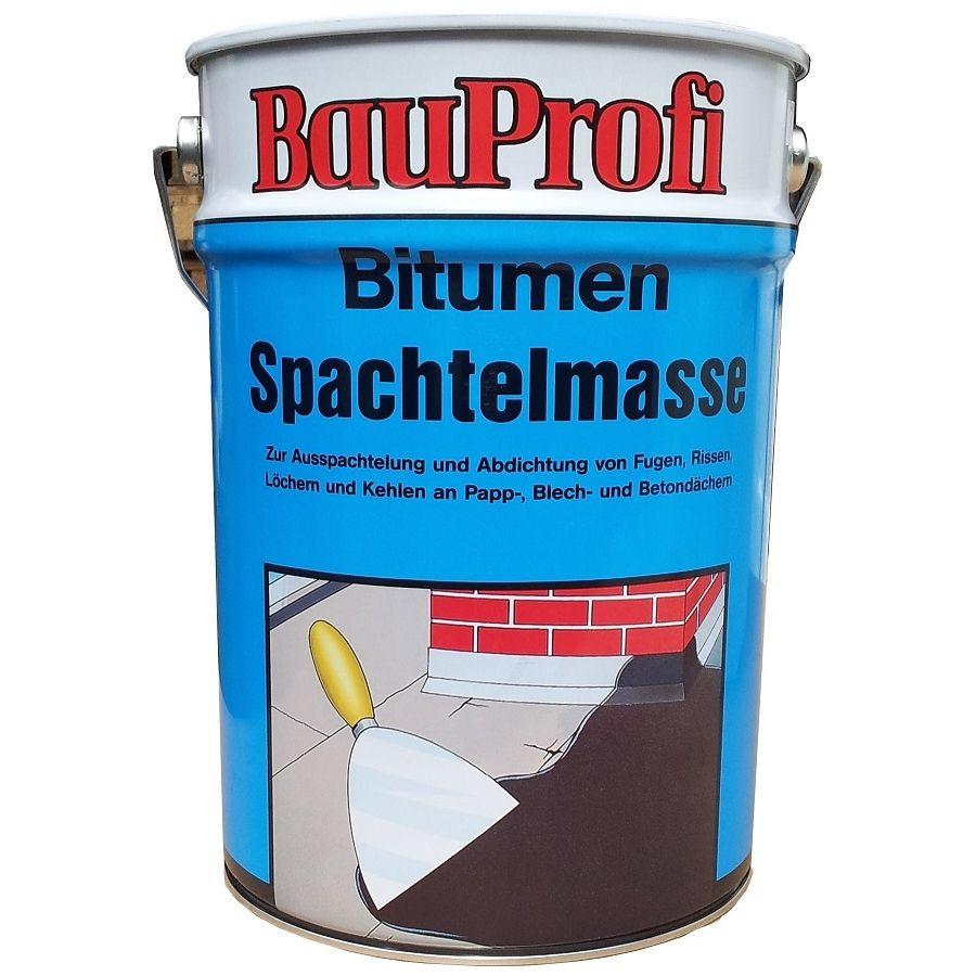 BauProfi Bitumen-Spachtelmasse 5kg