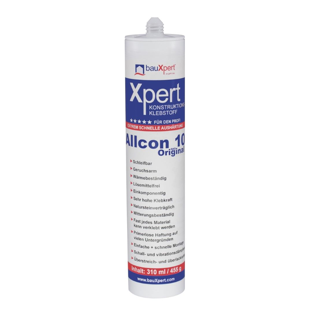 Xpert Allcon 10 Konstrunktions-Klebstoff 310ml