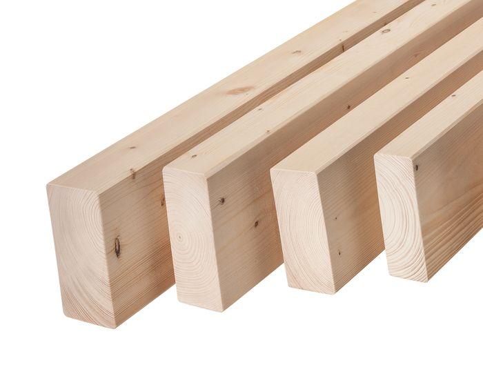 Konstruktionsvollholz nsi 100x160mm 8m