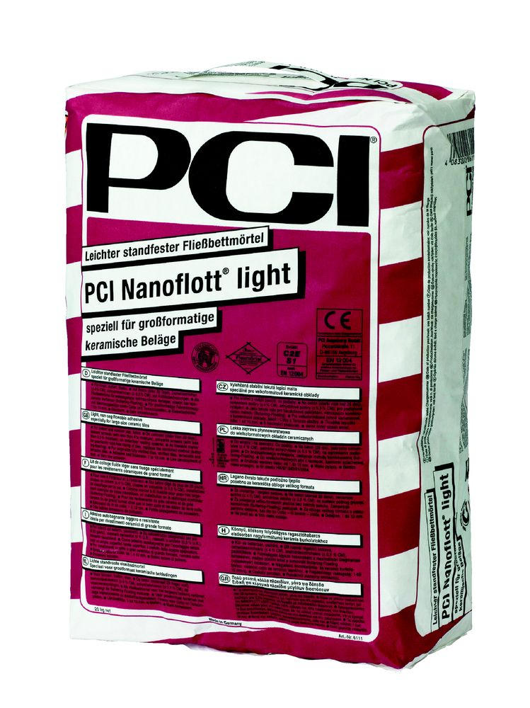 PCI Nanoflott light Fließbettmörtel 20kg