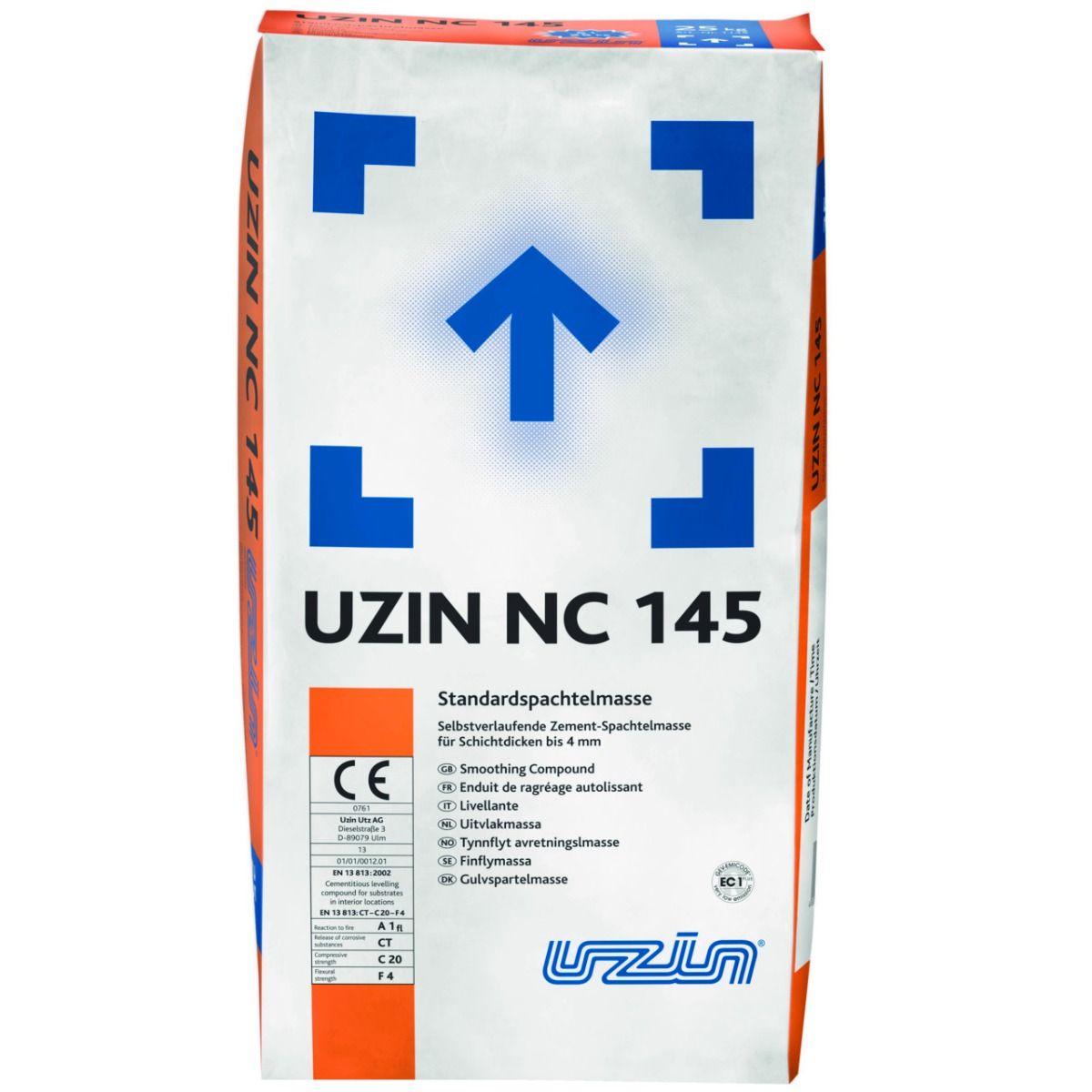 Uzin NC 145 Spachtelmasse 25kg
