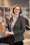 Geschäftsführerin Wessmann Elisabeth Schweins